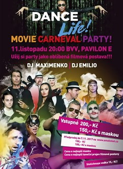 Dance Life!  Movie Carneval Party
