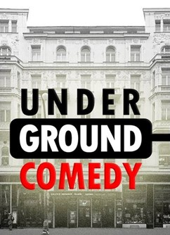 Underground Comedy Night Show v Rock Café