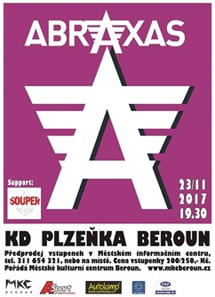 Abraxas support Souperman