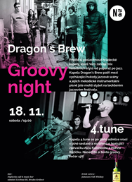Groovy Night / Dragon´s Brew, 4.tune