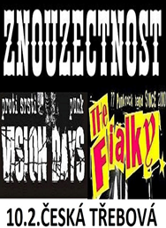 Znouzectnost / The Fialky / Vision Days
