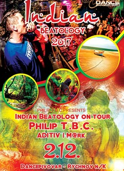 Indian Beatology Tour 2017 | Philip T.B.C.