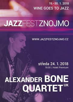 Alexander Bone Quartet
