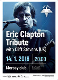 Eric Clapton Tribute with Cliff Stevens