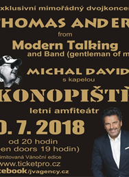 Thomas Anders a Michal David
