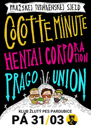 P. T. S. = Cocotte minute, Hentai Corporation, Prago Union