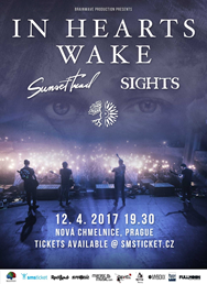 In Hearts Wake (AUS) + support