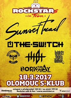 Rockstars In Town 2017 / Sunset Trail, The.Switch, Ttiot,...