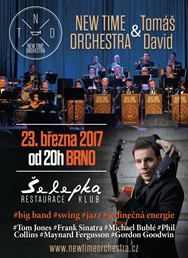 New Time Orchestra & Tomáš David