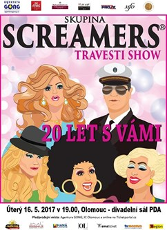 Screamers - 20 let s Vámi!