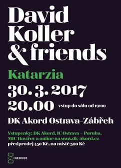 David Koller & friends - Katarzia