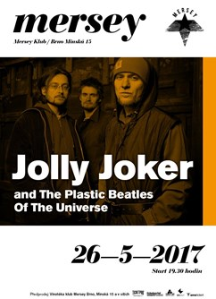 Jolly Joker & The Plastic Beatles of the Universe