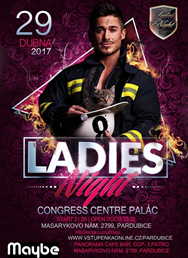 Ladies Night show - Pardubice