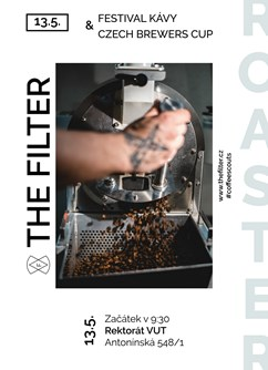 The Filter: Festival kávy & Czech Brewers Cup 2017