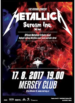 Scream Inc. (UA) live ! - Metallica Tribute Band