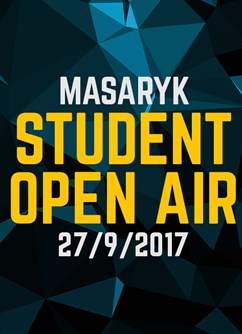 Masaryk Student Open Air 2017