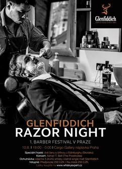 Glenfiddich Razor Night