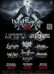 Hellhammer festival 2017: Winter Edition