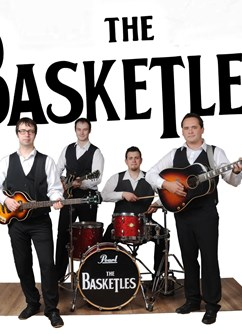 BEATLES Revival se skupinou Basketles