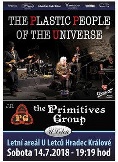 The Plastic People Of The Universe  j.h.   Primitiv Group
