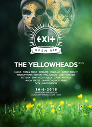 EXIT Open Air 2018