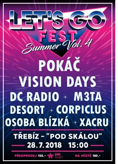 Let's GO fest summer vol.4
