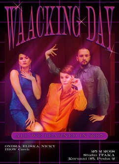Waacking day