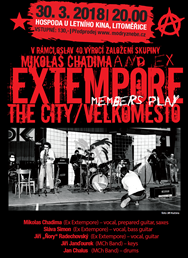 Ex-Extempore - The City / Velkoměsto
