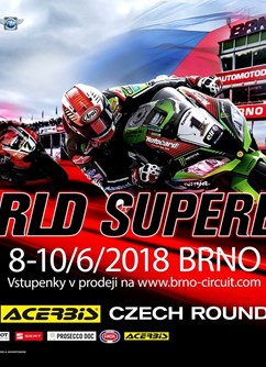 Superbike World Championship 2018 Brno