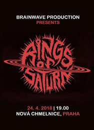 Rings of Saturn (USA) + support