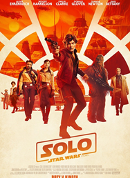 Solo: Star Wars Story  (USA)  3D