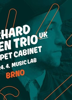 Mladí ladí jazz 2018: Richard Spaven Trio + Carpet Cabinet