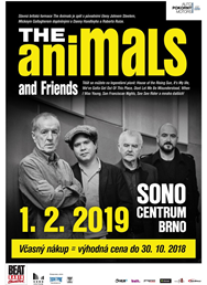 The Animals and Friends (UK)