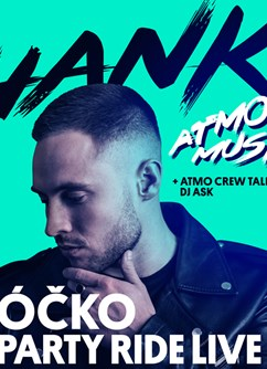 ATMO music/Hank - ÓČKO Party Ride