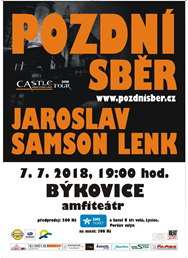 Castle tour 2018 Býkovice