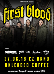 First Blood  Brno
