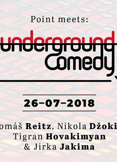 Stand-up Show s UGC v Pointu