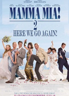 Mamma Mia! Here We Go Again  (USA) 2D- Bio Senior
