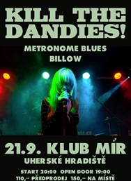 Kill the Dandies! - Metronome Blues - Billow