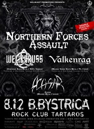 Northern Forces Assault Tour