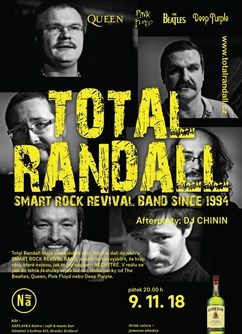 Total Randall / Afterparty DJ Chinin