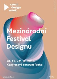 Czech Design Week Podzim 2018