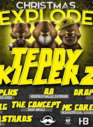 DNB Explode Studénka / with Teddy Killerz