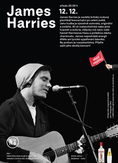 James Harries - Tour 2018