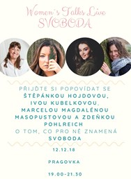Women´s talks live IV.