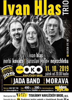 Ivan Hlas Trio, Morava, Jada band / Golden_eye.hb