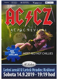 AC/CZ  &  Red Hot Chillies