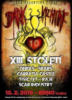 Dark Valentine Party 10
