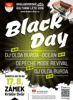 Black Day - Oceán a Depeche Mode revival