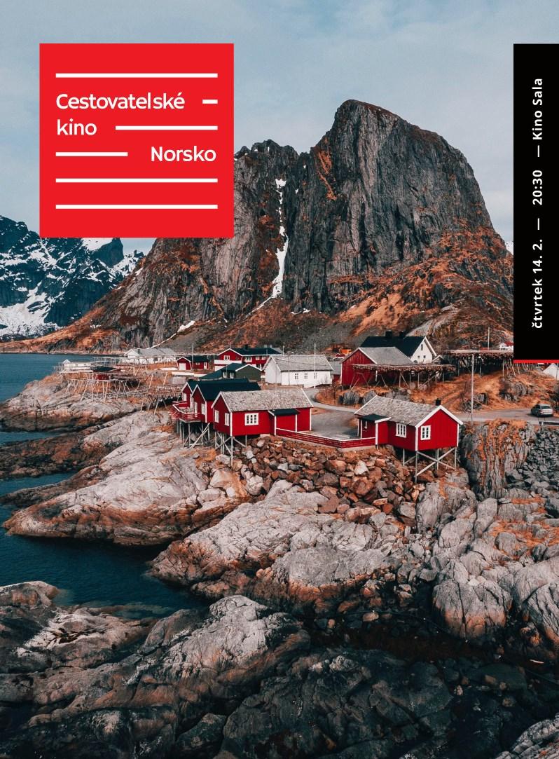 Cestovatelské kino: Norsko